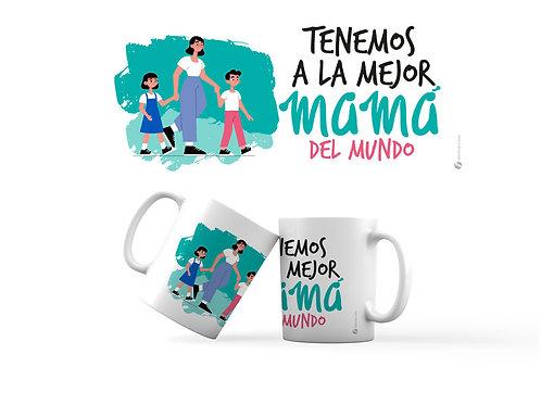 Taza - Mejor Mama del Mundo
