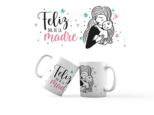 Taza - Día de la Madre
