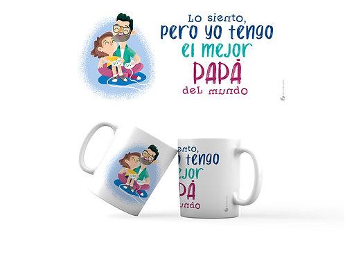 Taza - Mejor Papá del Mundo