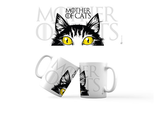 Taza - Mother of Cats