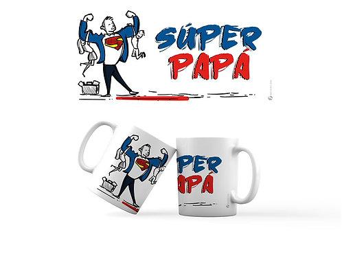 Taza - Super Papá