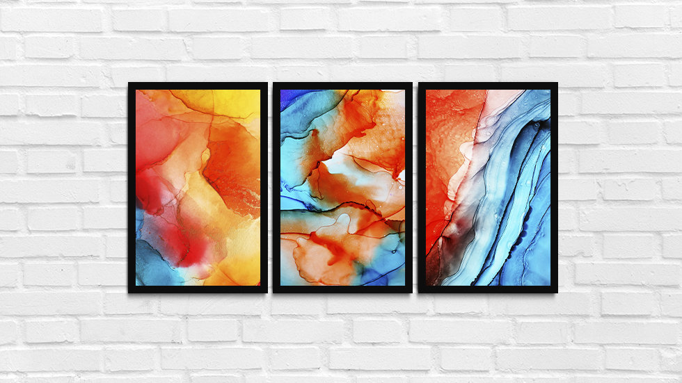 Alcohol Ink 43