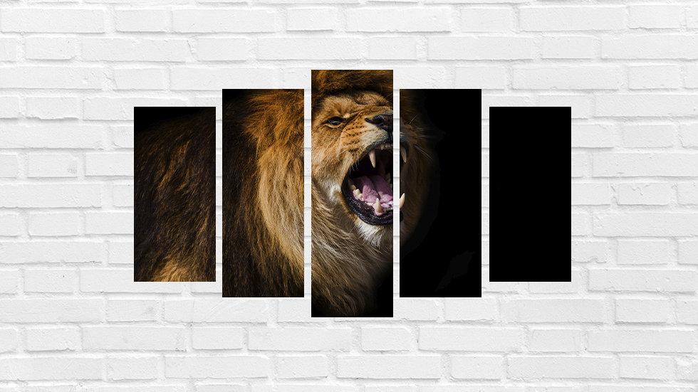 Mosaico leão 39