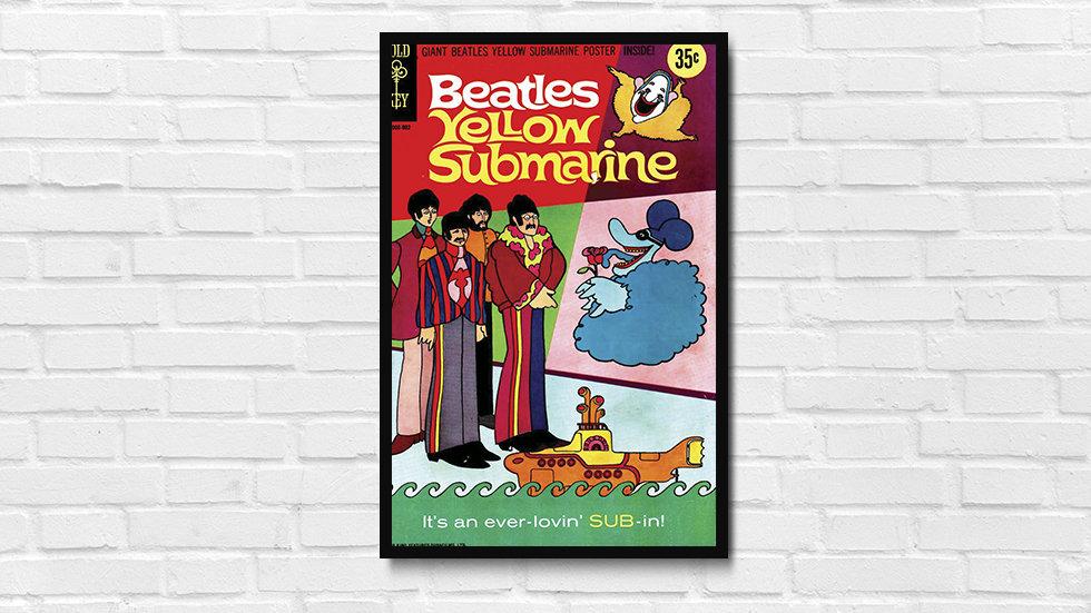 Beatles Yellow Submarine 2