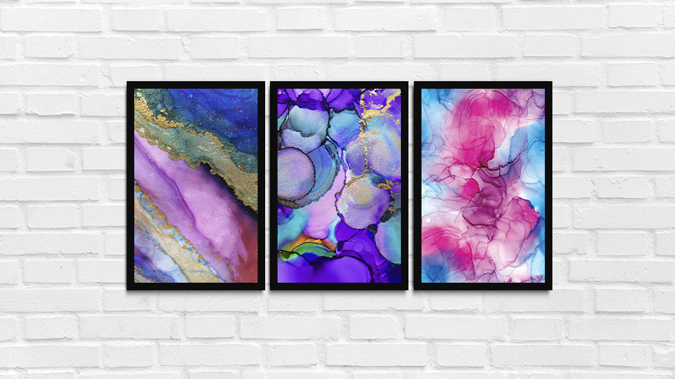 Alcohol Ink 37