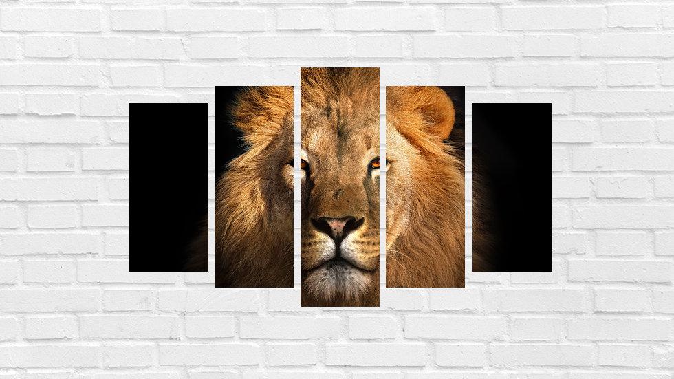 Mosaico leão 95