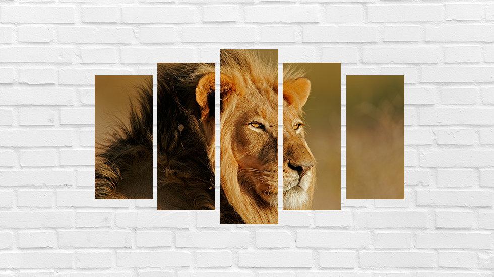 Mosaico leão 86