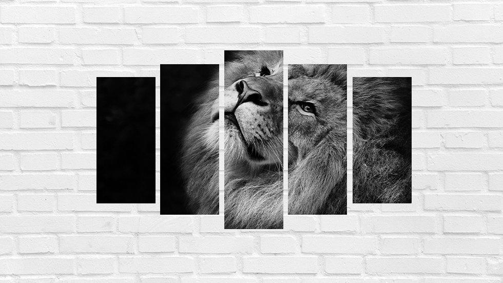 Mosaico leão 92