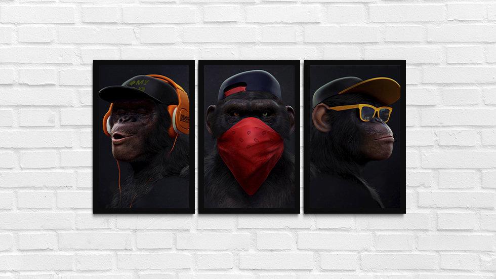 Gangue macaco