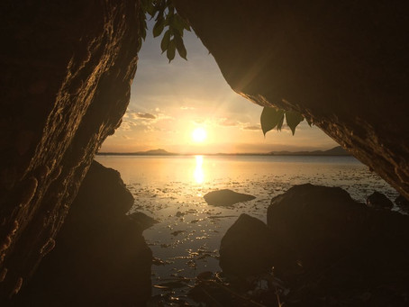 A cada dia, um novo Pôr do sol