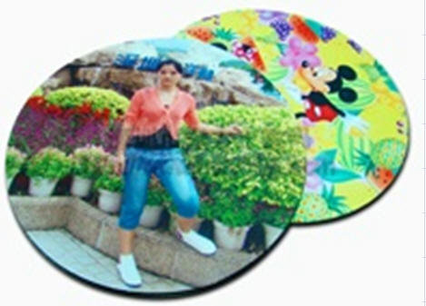 Mouse Pad Round