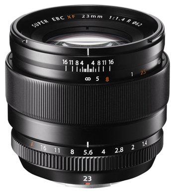 Fujinon Lens XF23mm F1.4