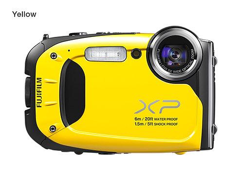 Finepix XP60 yellow
