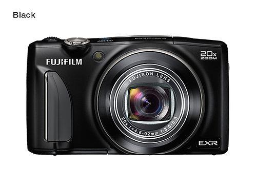Finepix F900EXR Black