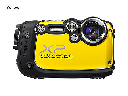 Finepix XP200 Yellow