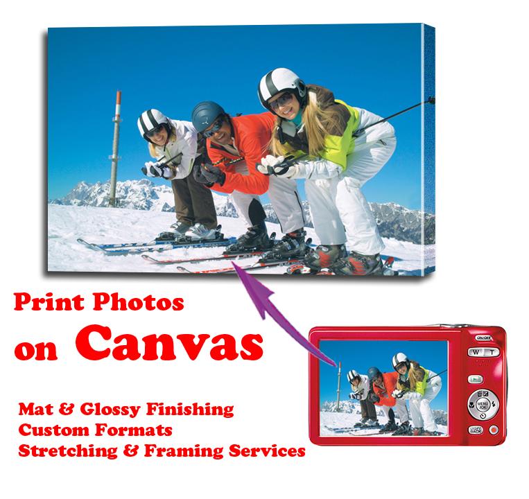 Canvas Printing