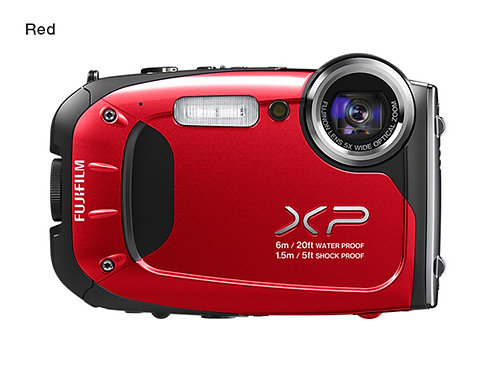 Finepix XP60 Red