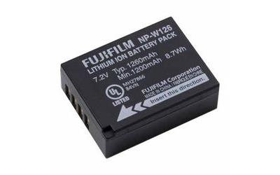 NP-W126-U Rechargeable Lithium-Ion Battery
