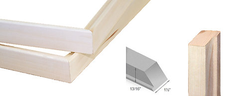 "Gallery bars 40"", Series 80, Bundle of 16 bars"