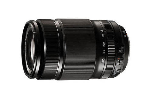 Fujinon Lens  XF55-200mm