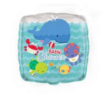 "Balloon Foil 18"" Baby Shower"