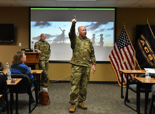 School principals hear Army leadership lessons