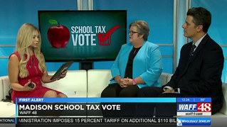 The Schools Foundation Shares Thoughts on the Madison Tax Vote