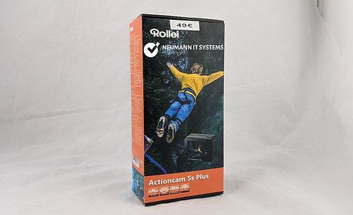 ROLLEI Actioncam 5s Plus✔️4K✔️WLAN✔️Unterwasser-Schutzgehäuse