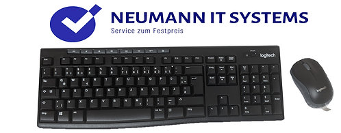 Tastatur+Maus Logitech✔️USB✔️Kabellose✔️