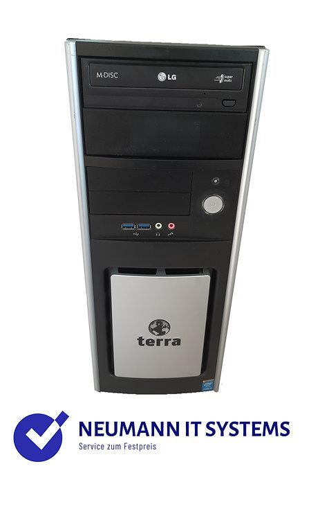 PC TERRA XL✔️I5 CPU✔️8GB RAM✔️256SSD+1000HDD✔️DVD-RW✔️Garantie