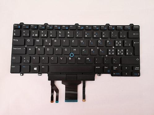 Tastatur ✔️ Original Dell ✔️ Schweitzer Layout für Dell 7490 ✔️