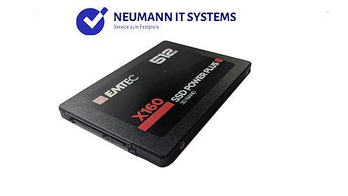 SSD 512 GB ✔️EMTEC PowerPlus ✔️2,5''SSD