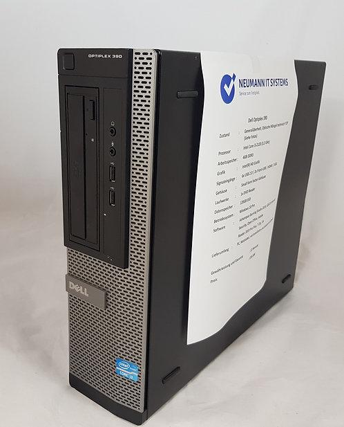 PC DELL Optiplex 390 ✔️4GB RAM✔️256 GB SSD✔️DVD-RW✔️Garantie