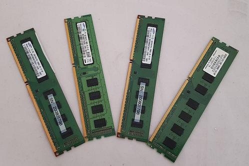 Desktop PC Arbeitsspeicher: 2 GB DDR3 PC 10600