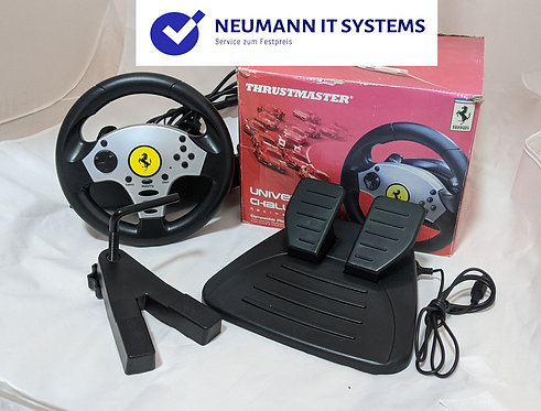 Thrustmaster Universal Challenge Racing Wheel 5 in 1