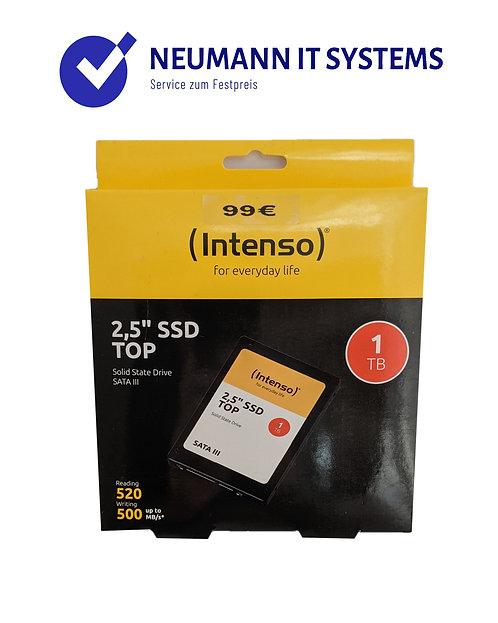 SSD 1 TB ✔️Intenso ✔️2,5''SSD TOP