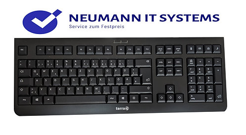 Tastatur Terra ✔️USB✔️ 1.8m