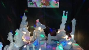 Cave Party (For Alfredo), Shenkar Multidisciplinary Art School, Ramat Gan, 2018