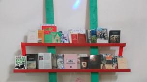 Cocktail Library, Shenkar Multidisciplinary Art School, Ramat Gan, 2017