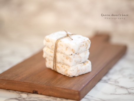 Gentle Homemade Bar Soap