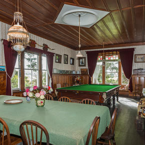 Totara House Billiard Room