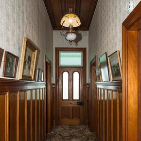 Totara House hallway