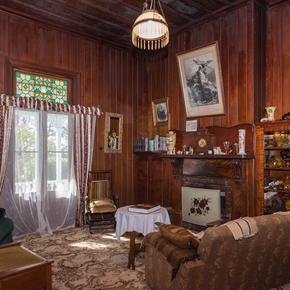 Totara House Living Room