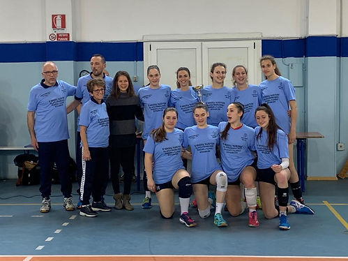 VIRTUS BINASCO 1° CLASSIFICAT