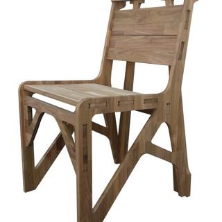 Cadeira Teca