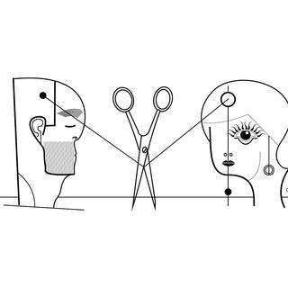 Ilustração editorial