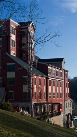 plush mills