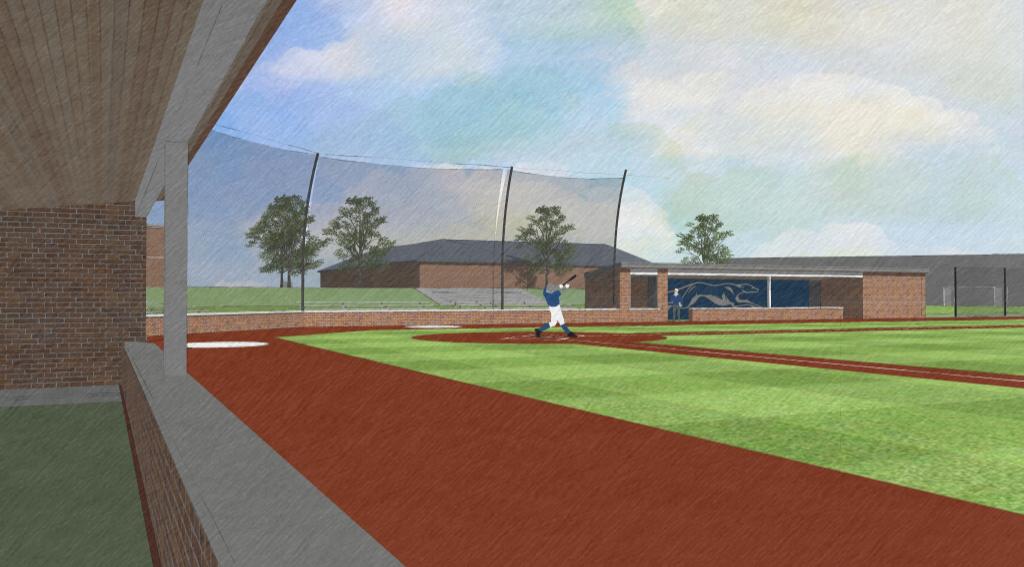 Gilman School Ball Field