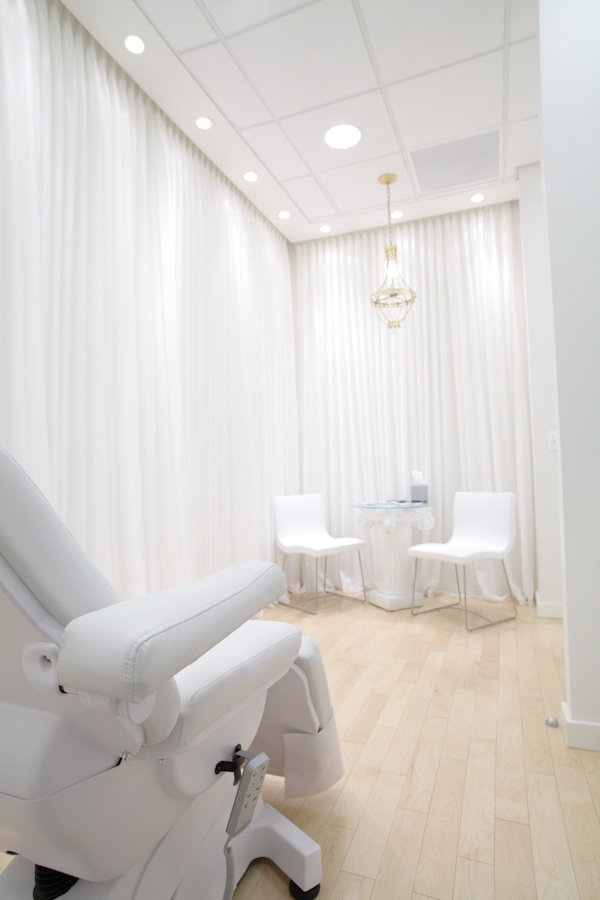 Treatment room.