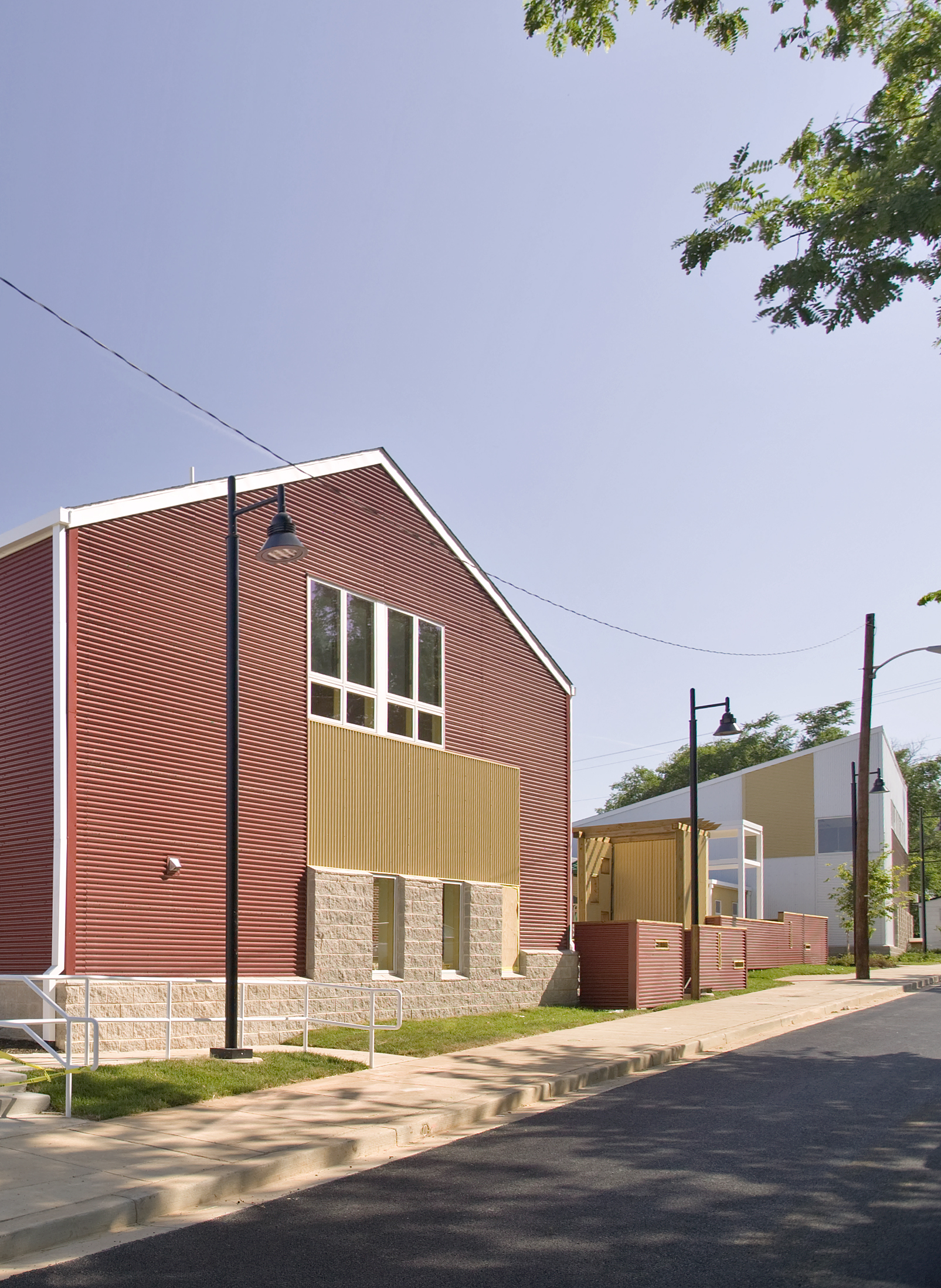 Pimlico Road Community Center